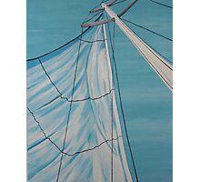 """""""Sail Away"""" Photographic Print"""