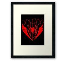 Ultimate Spider-Man II Framed Print
