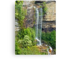 Katoomba Falls, Blue Mountains, NSW Canvas Print