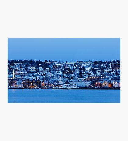Downtown Tromsø Photographic Print