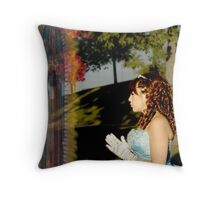 Quinceanera Throw Pillow