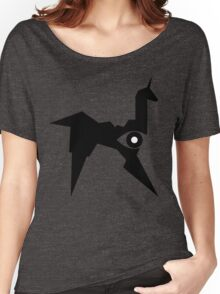 ORIGAMEYE Women's Relaxed Fit T-Shirt