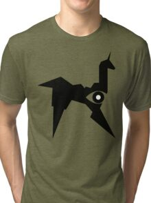 ORIGAMEYE Tri-blend T-Shirt