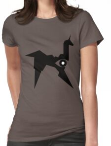 ORIGAMEYE Womens Fitted T-Shirt