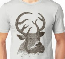 moustache make a difference Unisex T-Shirt