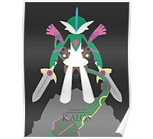 Pokemon VI - Kalos Poster