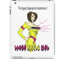 Laser Nipple Girl iPad Case/Skin