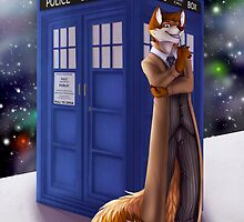 Dr. Who Fox by Temrin