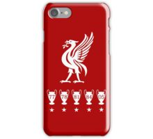 Liverpool FC Champions League iPhone Case/Skin