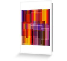 Overlapped Greeting Card
