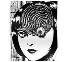 Uzumaki – Eye Poster