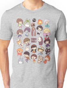 S.Ghibli Unisex T-Shirt