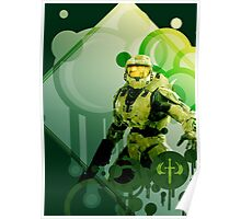 Master Chief - Halo Poster