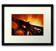 Fly, baby, fly ! Framed Print