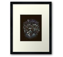 Human Nature Framed Print