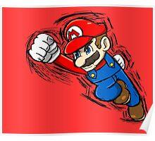 Mario Poster