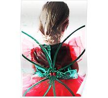 Waiting For Christmas -Fairy Girl- Poster