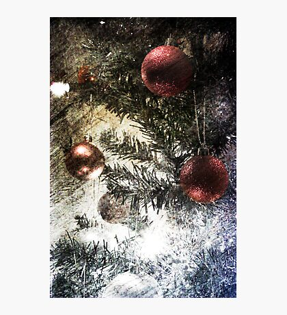 Baubles  Photographic Print