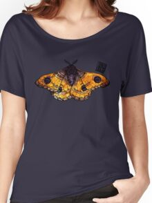 The Moth  Women's Relaxed Fit T-Shirt