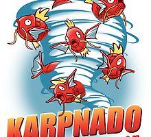 KARPNADO! by kingsandqueens