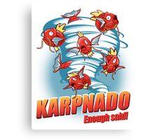 KARPNADO! Canvas Print