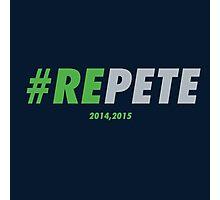 REPETE Photographic Print