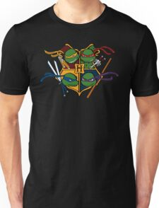 TMNT at Hogwarts T-Shirt