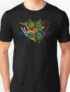 TMNT at Hogwarts T-Shirt