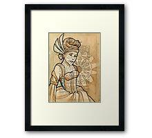 Iron Woman 11 Framed Print