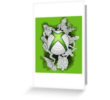 Xbox Greeting Card