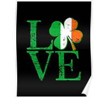 Irish Love Poster