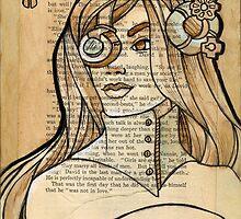 Iron Woman 6 by Karen  Hallion