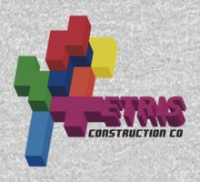 ETRIS CONSTRUCTION CO Baby Tee