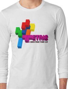 ETRIS CONSTRUCTION CO Long Sleeve T-Shirt
