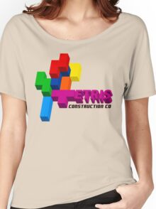 ETRIS CONSTRUCTION CO Women's Relaxed Fit T-Shirt