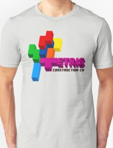 ETRIS CONSTRUCTION CO T-Shirt