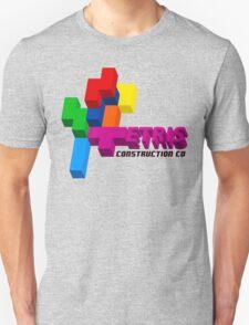 ETRIS CONSTRUCTION CO Unisex T-Shirt