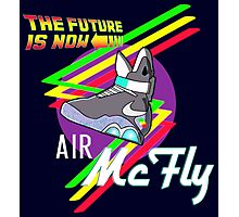 Air McFly  Photographic Print