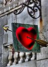Cupid's  Arrow, The Art Of The Heart by SuddenJim
