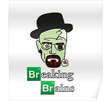 Breaking Brains  Poster
