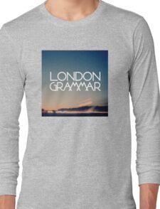 London Grammar Long Sleeve T-Shirt