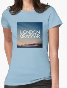 London Grammar Womens Fitted T-Shirt