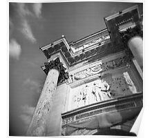 Arc de Triomphe du Carrousel Poster