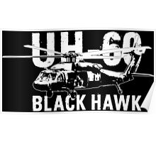 UH-60 Black Hawk Poster