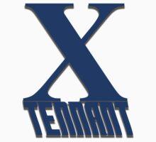Doctor Who: X - Tennant Kids Tee