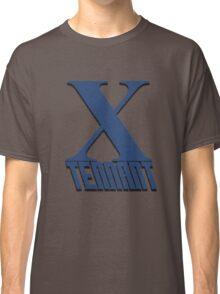 Doctor Who: X - Tennant Classic T-Shirt