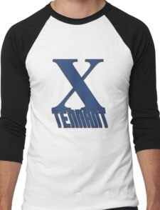 Doctor Who: X - Tennant Men's Baseball ¾ T-Shirt