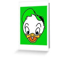 Louie Duck Greeting Card