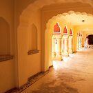Jaipur City Palace by Skye Hohmann