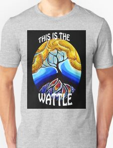 This is the Wattle. T-Shirt